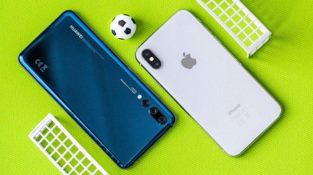 Huawei'nin CEO'su Ren Zhengfei iPhone