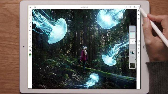 iPad İçin Photoshop CC