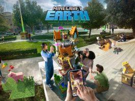 Minecraft Earth Tanıtım videosu