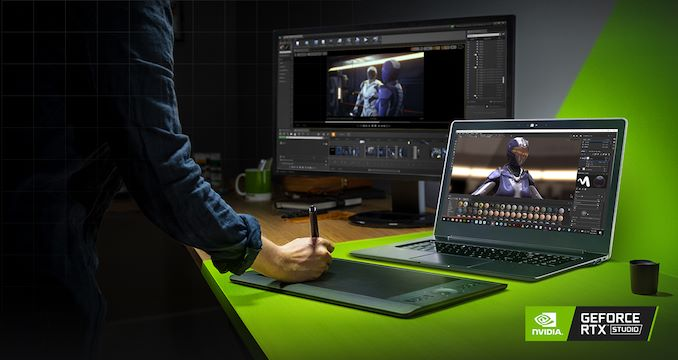 MacBook Pro rakibi Nvidia Studio Dizüstü Bilgisayarlar