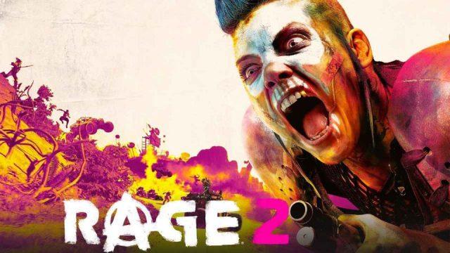 Rage 2 çıkış fragmanı