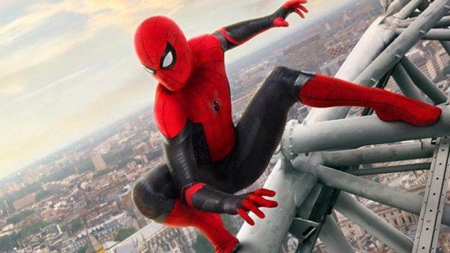 Spider-Man: Far From Home Fragmanı