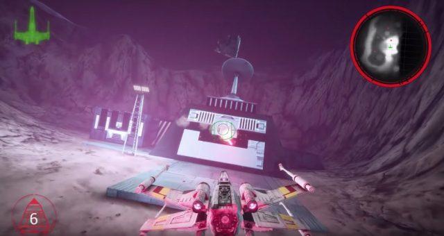 Star Wars Rogue Squadron Unreal Engine 4
