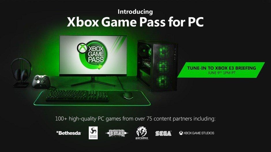 Xbox Game Pass PC Windows 11