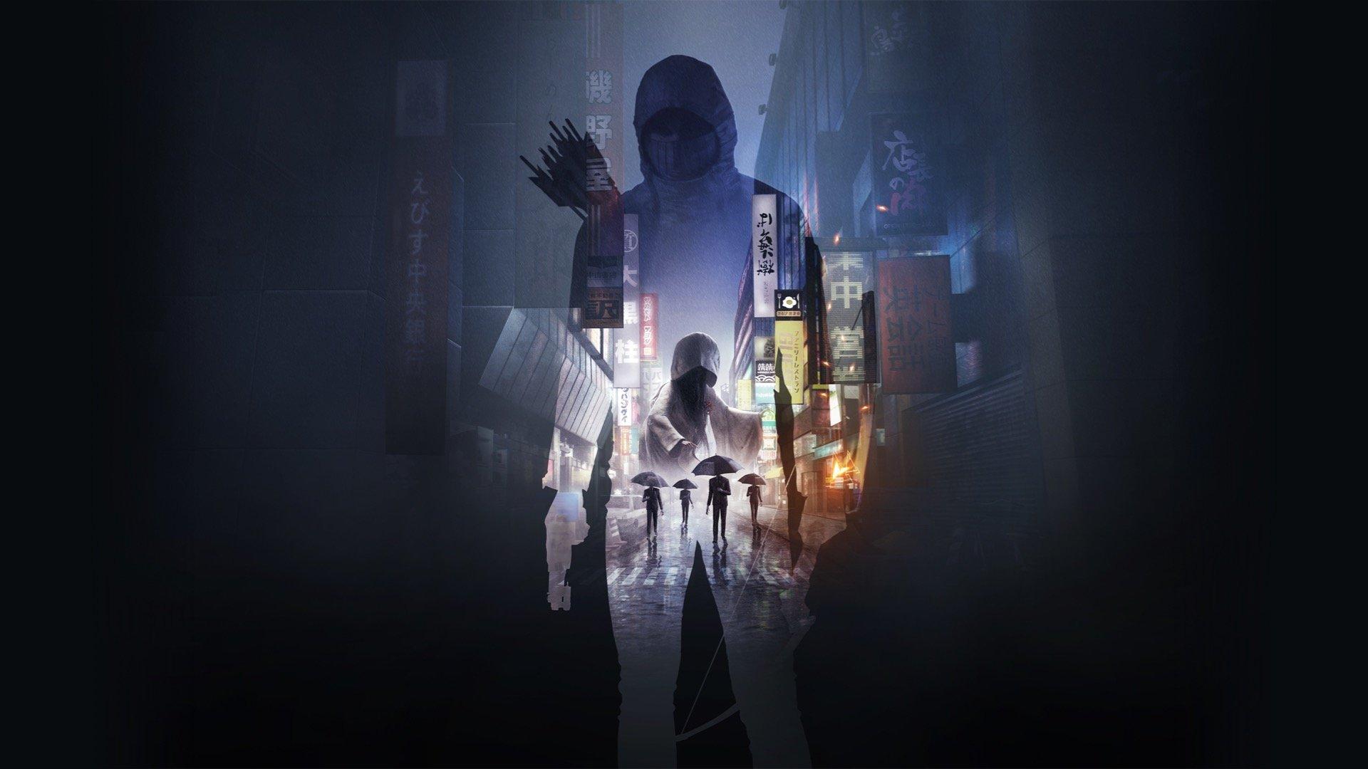 aksiyon macera oyunu ghostwire tokyo