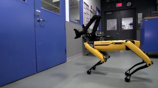 Boston Dynamics Spot
