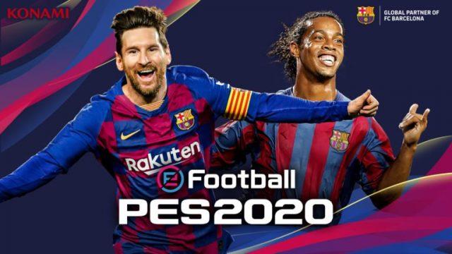 efootball PES 2020 fragmanı
