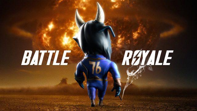 Fallout 76 Battle Royale modu