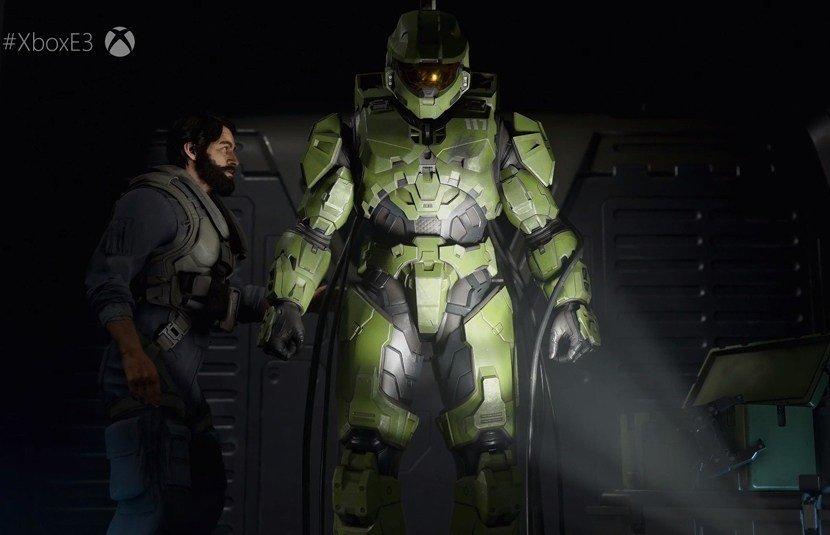 Halo Infinite E3 2019 fragmanı
