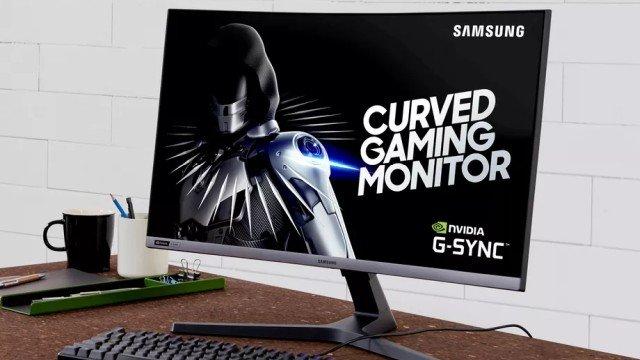 Samsung NVIDIA G-Sync