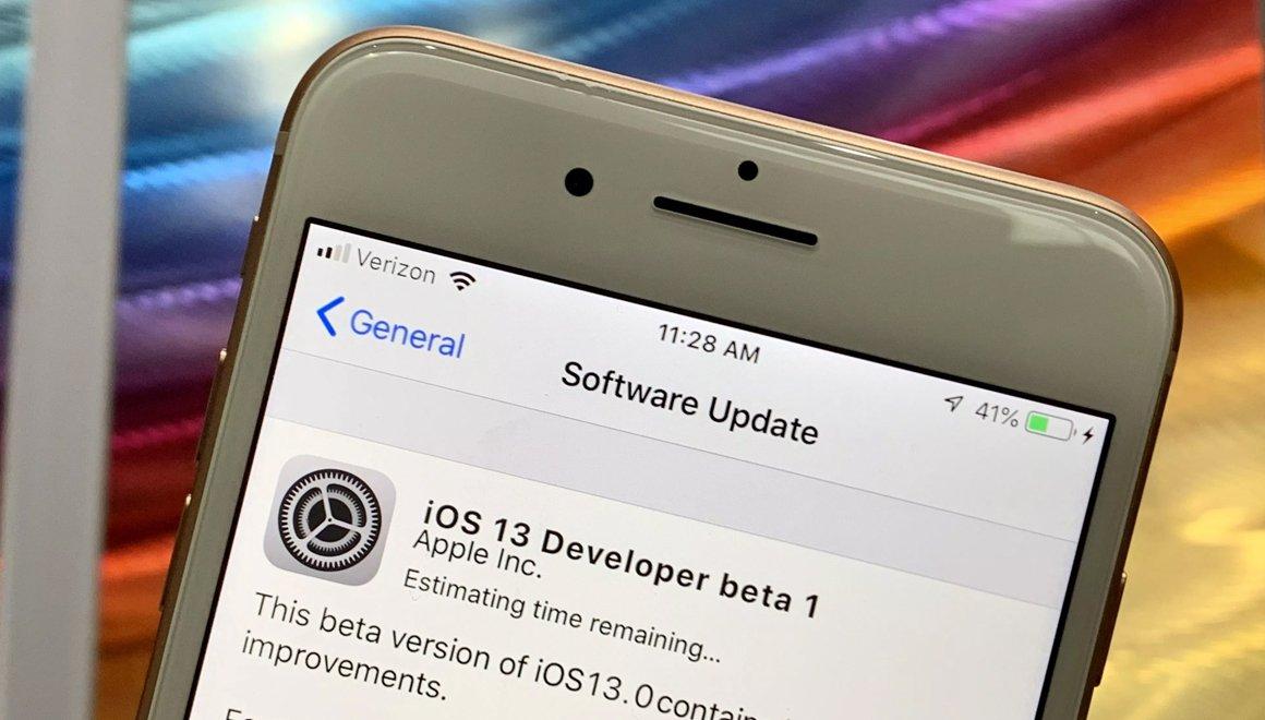 iOS 13 Beta nasıl yüklenir