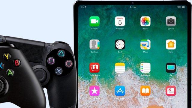 iPad Oyun Kumandası Desteği