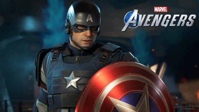 Marvel's Avengers oynanış videosu