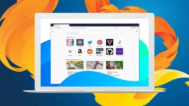 Ücretli Firefox