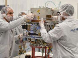 NASA Derin Uzay Atomik Saati