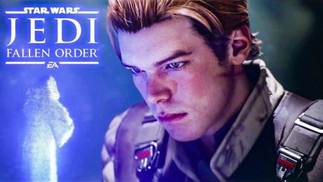 Star Wars Jedi Fallen Order oynanış videosu