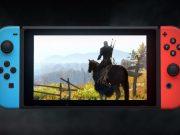 The Witcher 3 Wild Hunt Nintendo Switch
