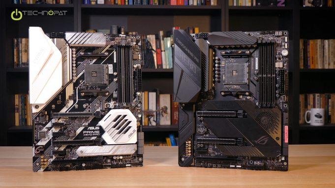ASUS AM4 Anakartlar için Ryzen 4000 BIOS Güncellemeleri Duyuruldu