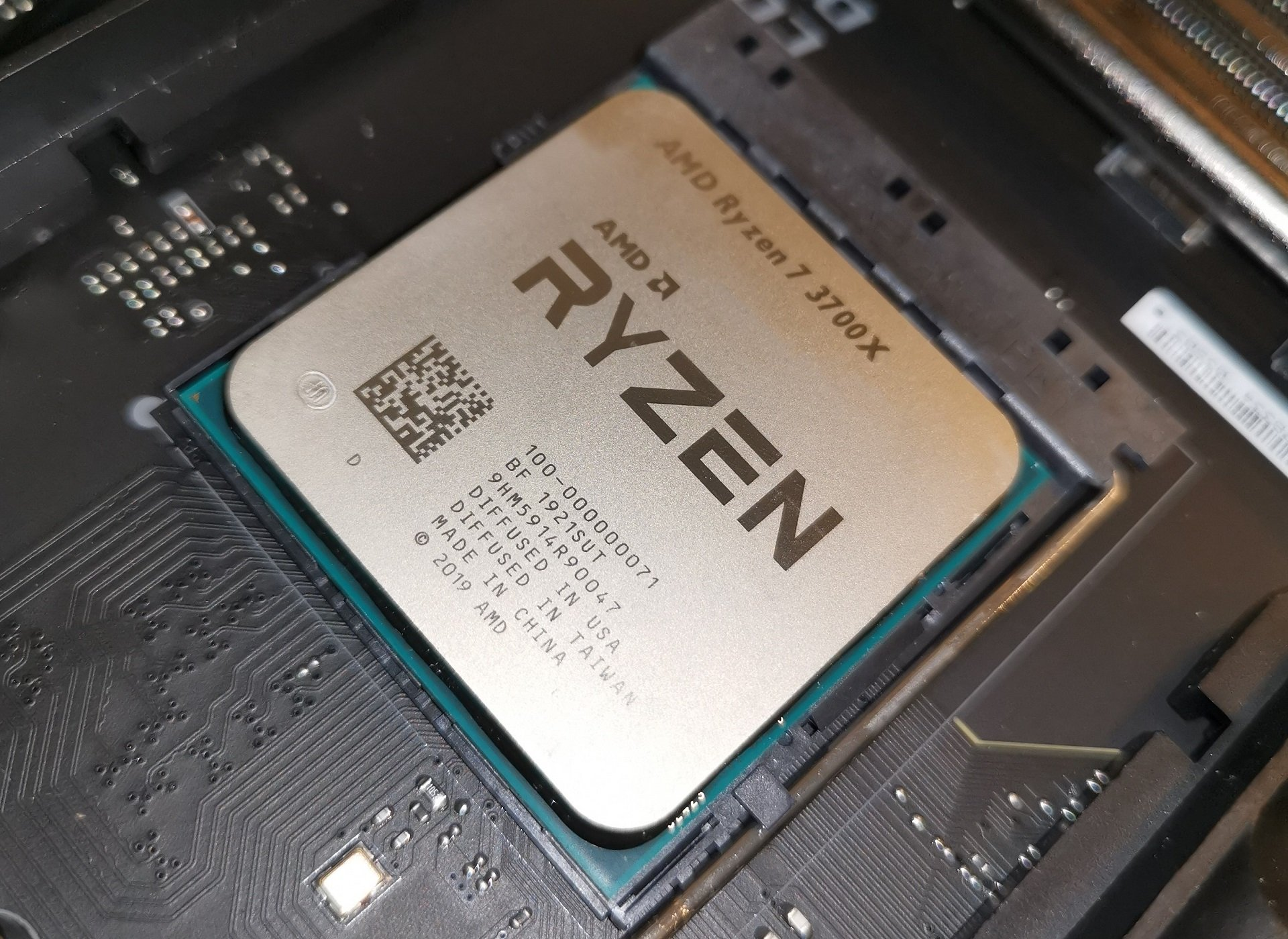 AMD Ryzen 3000 Review – Technopat – sclate
