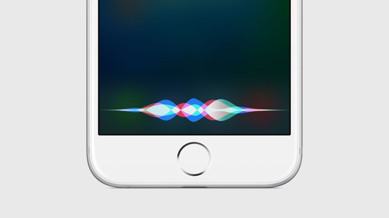 Apple Siri dinleme