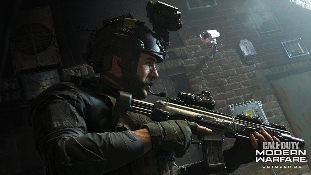 Call of Duty Modern Warfare Battle Royale modu