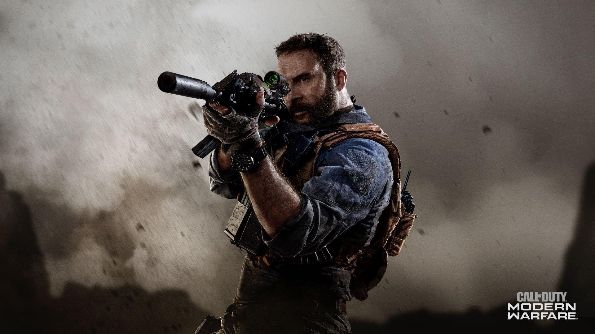 Call of Duty Modern Warfare oynanış videosu