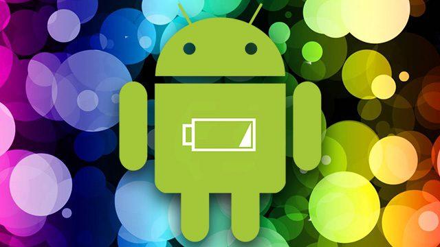 Android Batarya Sağlığı
