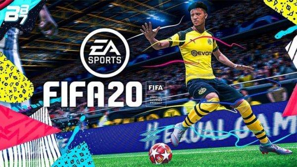 FIFA 20 oynanış videosu
