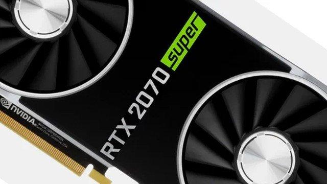 GeForce RTX 2070 Super, Radeon 5700 XT