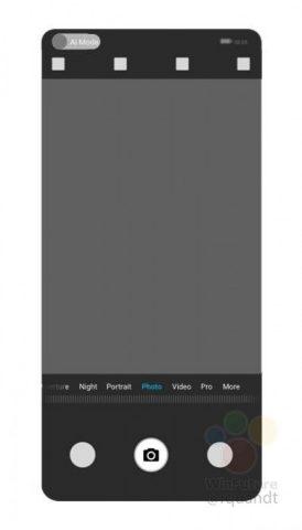 Huawei ekran altı kamera teknolojisi