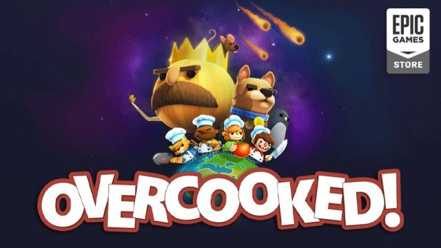 Overcooked Epic Games Store