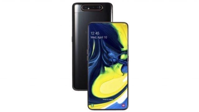 Samsung Galaxy A80 fiyatı ve özellikleri / Galaxy A80 fiyatı