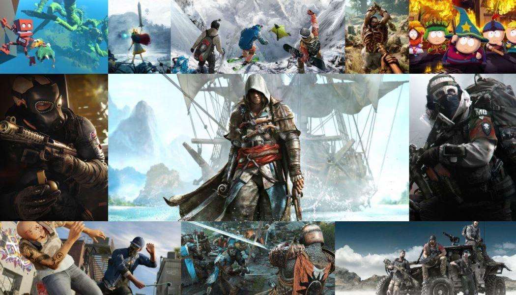 Ubisoft PC oyunları