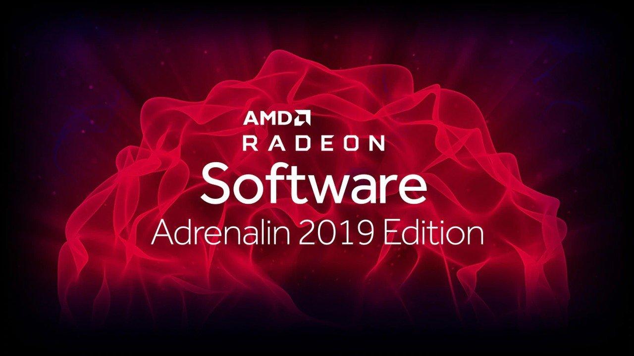 AMD Radeon Adrenalin 19.7.3