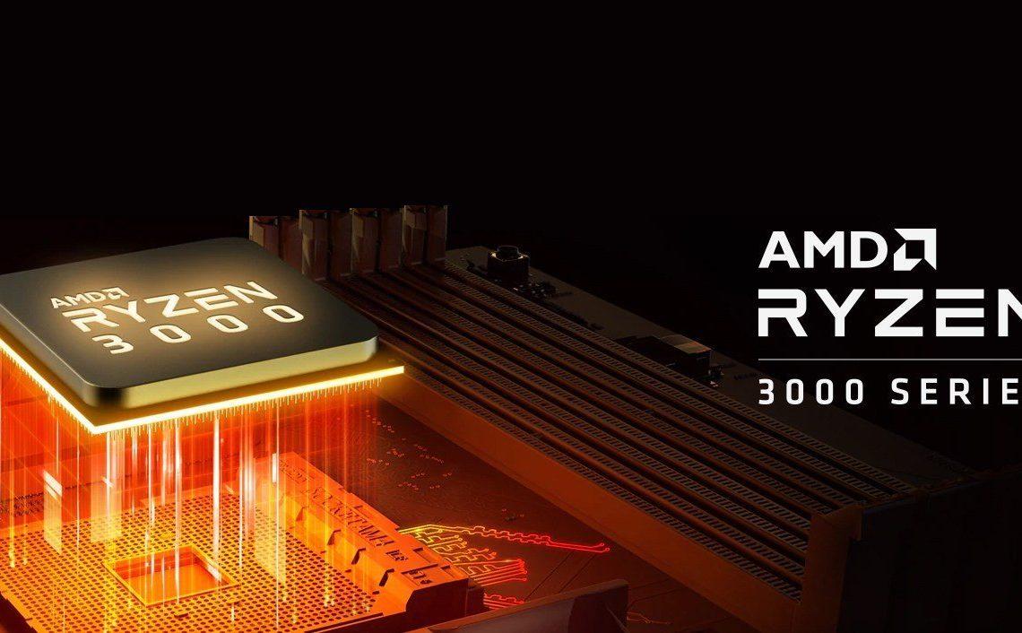 Yeni AMD Ryzen 3000 serisi işlemciler