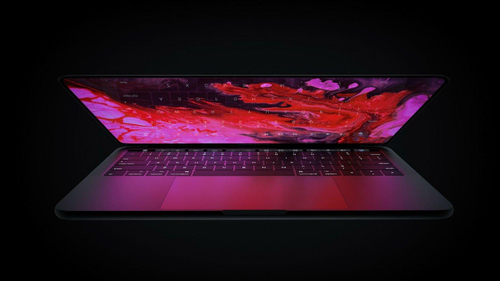 Yeni MacBook Pro FCC