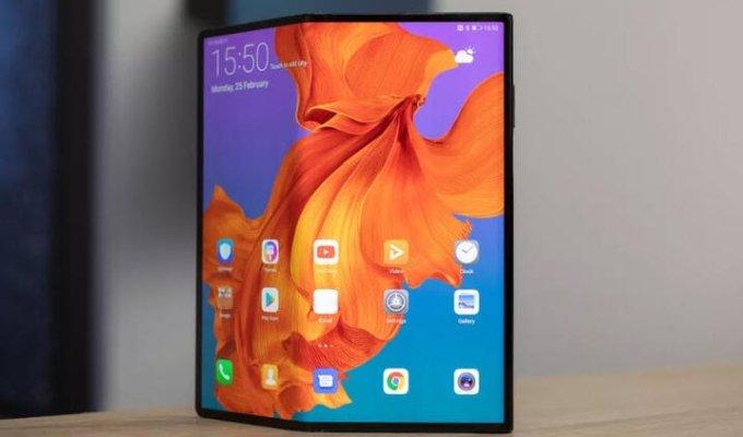 Huawei Mate X Çıkışı