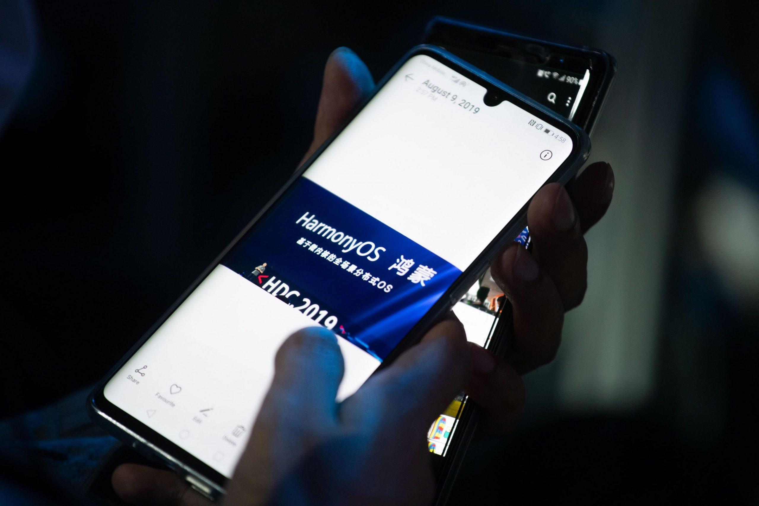 Huawei işletim sistemi harmonyos özellikleri