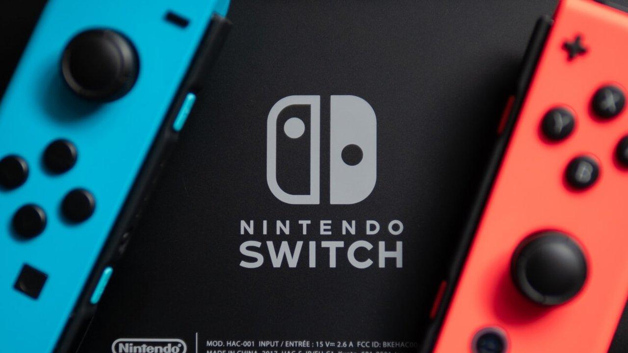 IGZO Ekranlı Nintendo Switch