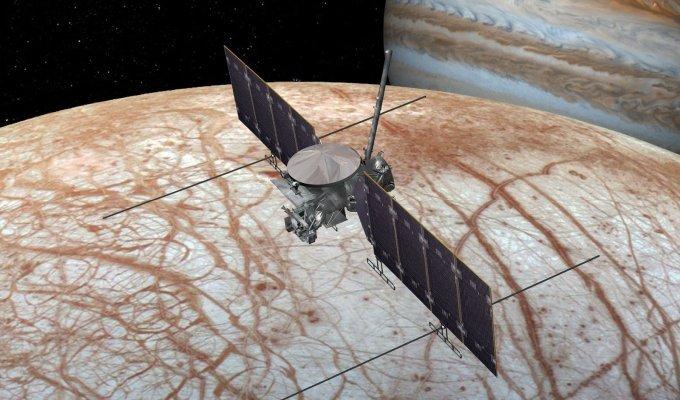 NASA Jüpiter