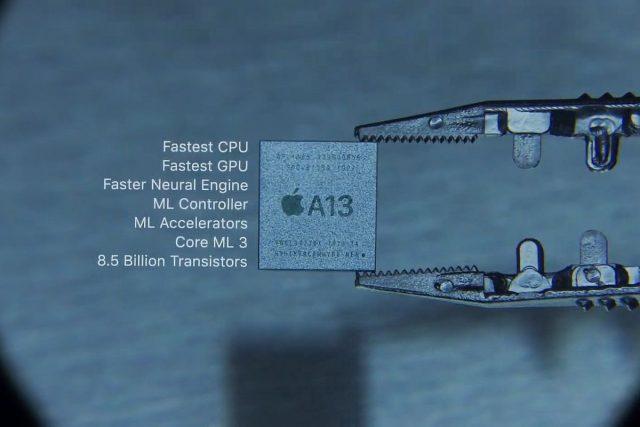 A13 Bionic özellikleri