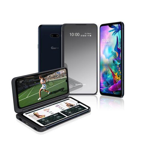 Çift ekranlı LG G8X ThinQ