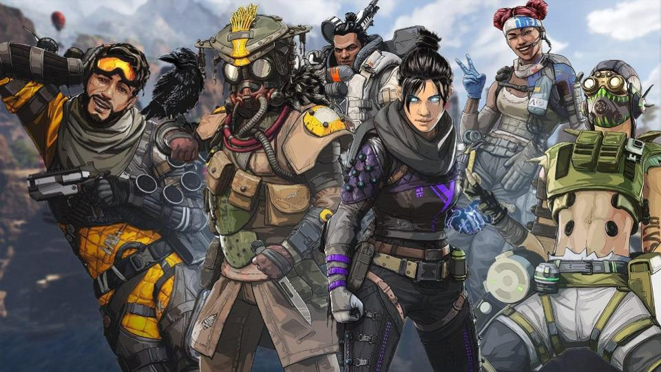 Apex Legends 3. Sezon