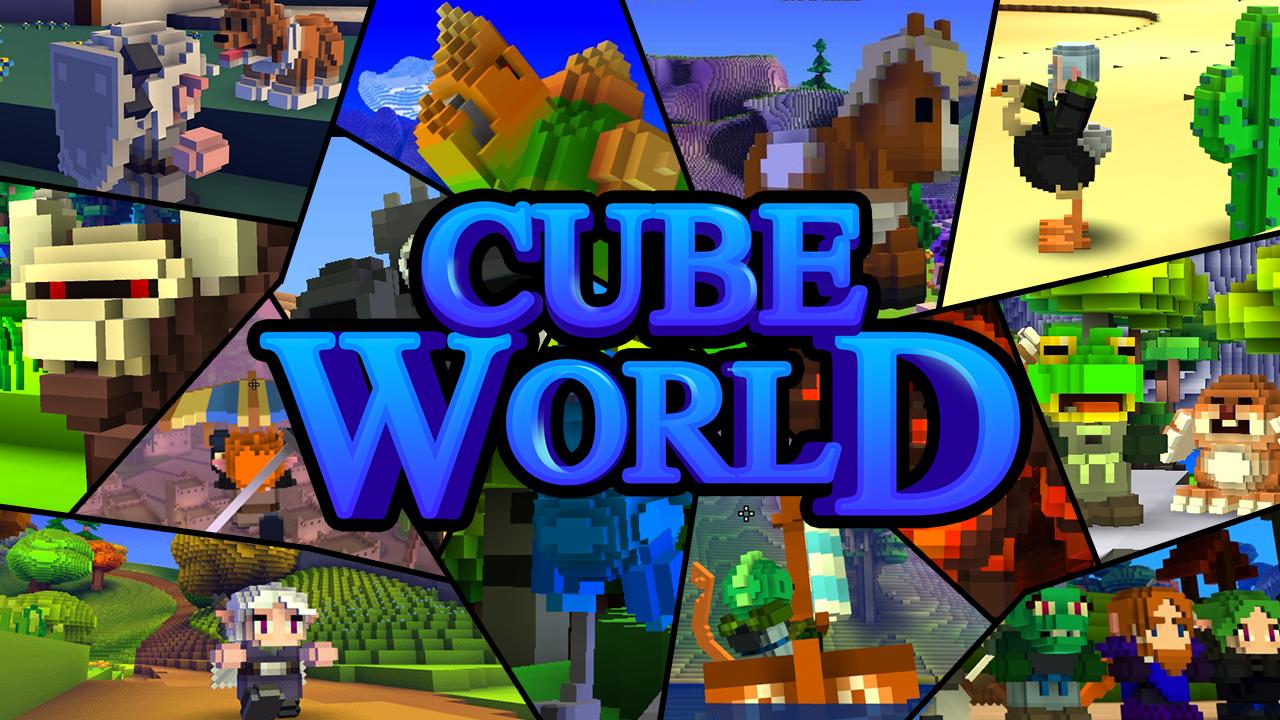 cube-world