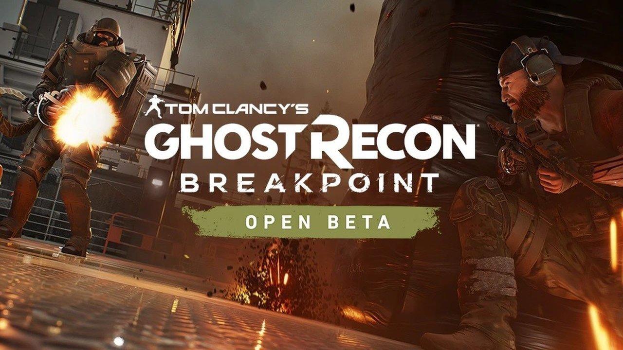 Ghost Recon Breakpoint Açık Beta