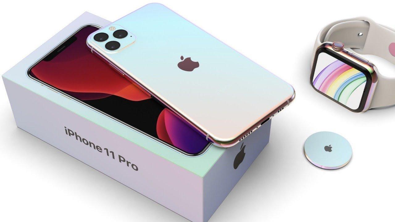 iPhone 11 kutusunda hızlı şarj sürprizi