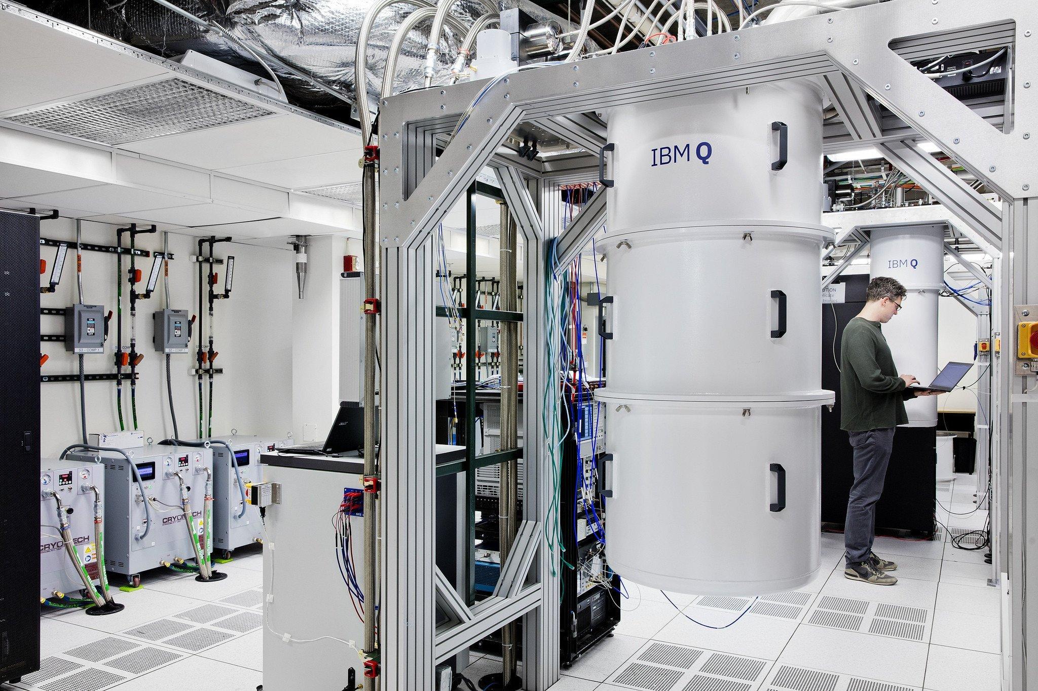 IBM 53 Kübit Kuantum