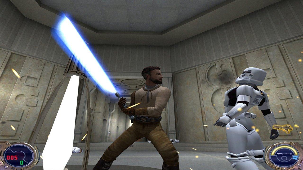 Jedi Knight II: Jedi Outcast