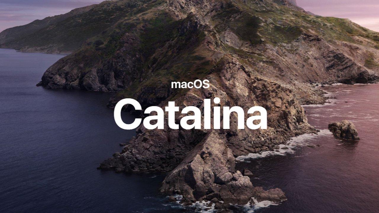 macOS 10.15 Catalina Müzik Uygulamaları
