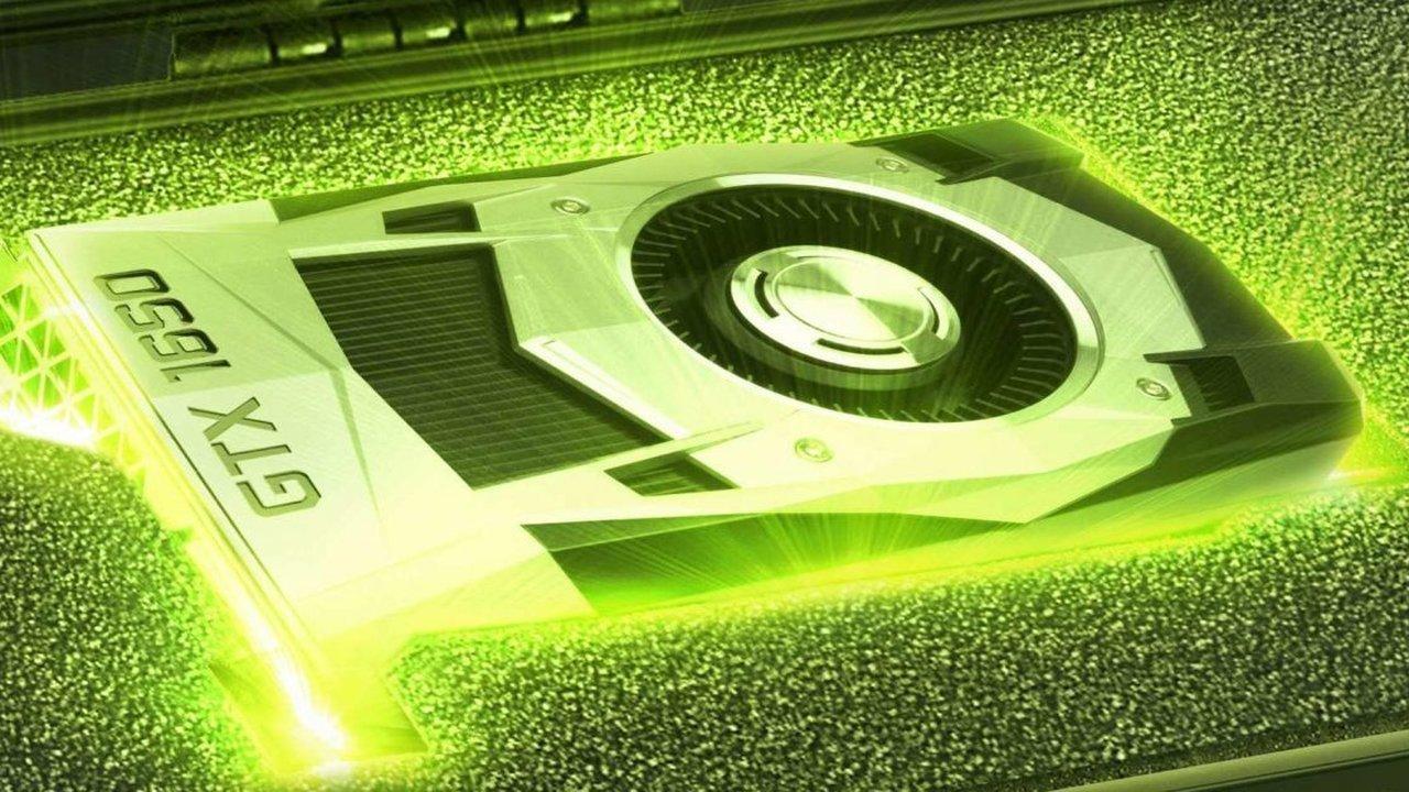 NVIDIA GeForce GTX 1650 Ti